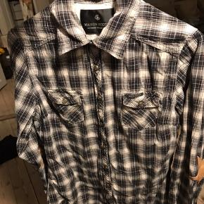 Maison Scotch skjorte