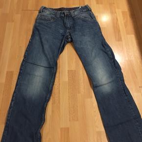 Flotte jeans, kun prøvet på, str.29/32.