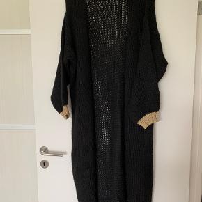 Black colour cardigan