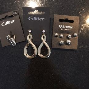 Diverse accessories fra Glitter. Aldrig brugt Sælges samlet for 100,-