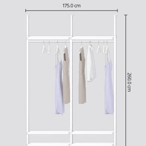 Ikea garderobeskab