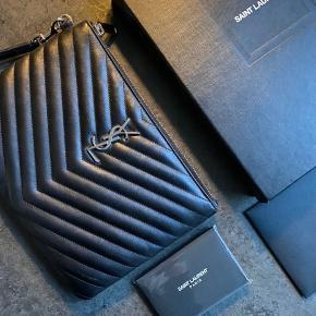 Yves Saint Laurent clutch