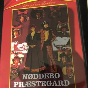 Gammel dansk julefilm - Nøddebo Præstegård