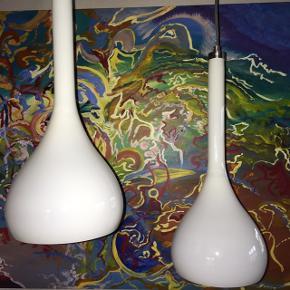 Holmegaard loftslampe