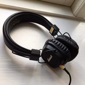 Marshall earphones. Aldrig rigtig brugt! Står helt som nye! 😎