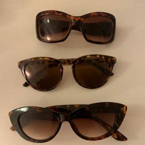 Mega fine solbriller, pr par 30 kr