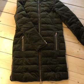 Denim Hunter Coat