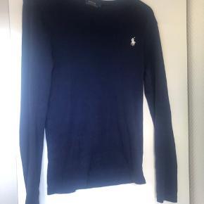 Vildt fed langærmet trøje fra Ralph lauren i str  s.   #secondchancesummer