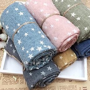 Skønne halstørklæder i bomuldtil de mindste.  Prisen er pr stk.  2stk. 85kr pp Fragt 39kr
