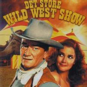 0076 - Det store wild west show (DVD) Dansk Tekst - I FOLIE