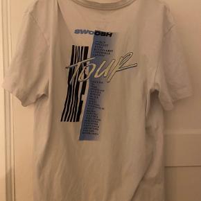 Nike Swoosh Tour T-shirt. Brugt få gange