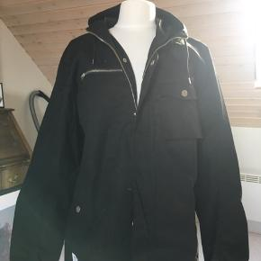 """Wesc """"the field jacket"""" - helt ny!"""