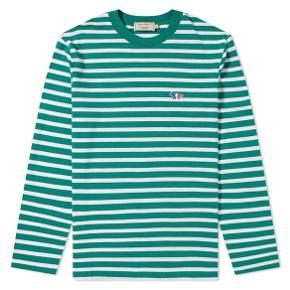 Ny Maison Kitsuné langærmet t-shirt. Nypris 1000kr - desværre købt et nr for lille