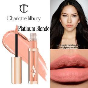 Charlotte Tilbury makeup