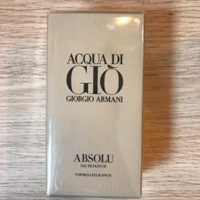 Helt ny Acqua di Gio 40 ml - kom med et realistisk bud ☺️