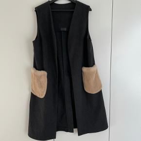 Cosy Concept Fur vest