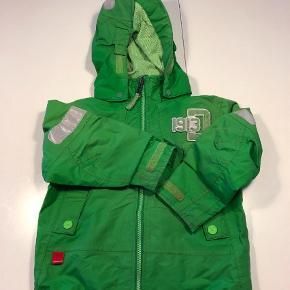 Der er stadig mange gode timer heri :-) Jakke Farve: Grøn
