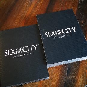 Alle sæsoner af Sex and the city sælges.