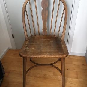 Virkelig cool antik stol