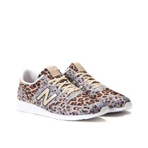 Leopard sneakers fra New Balance. Rigtig fin stand.