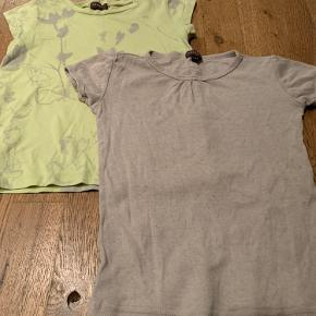 2 t-shirts fra Norlie til samlet 25 kr.