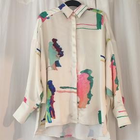STUDIO SS20 colorful oversized shirt