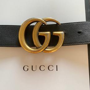 Gucci bælte