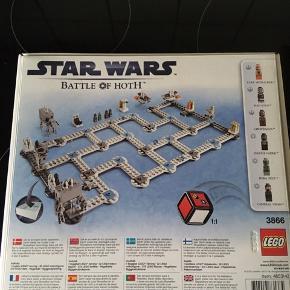 Lego Star Wars Lego spil 3866 Komplet med alt.  Brugt få gange  Sendes mod betaling.