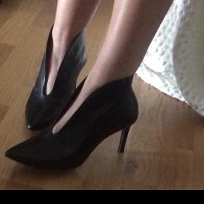 Fine støvler, som jeg ikke får gået med.