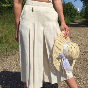 Vintage culotte bukser