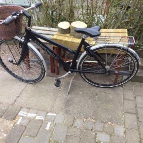 Den er syv gear Kildemoes cykel men 7.gear virker ikke har kun en nøgler