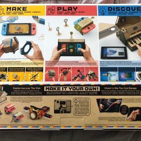Nintendo labo variety box til switch. Nyt og ubrugt