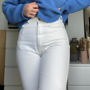 Super flotte bukser fra weekday. De har været brugt i 2-3 timer🌸
