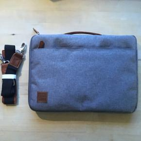 "13"" (ca. 36x25cm) computertaske/-sleeve fra Kreafunk, helt ny. Nypris 399,-"