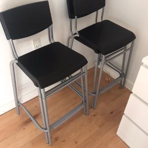 🍁 Købt december 2019. 🍁 95kr er original pris pr. styk. 🍁 Fra IKEA. 🍁 Nogle skruer sidder løst, skal bare justeres - kan gøres nemt.  🍁 Skriv gerne hvid du brænder inde med spørgsmål.