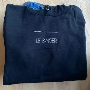Le Baiser hættetrøje