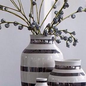 3 flotte vaser samlet fast  pris 500