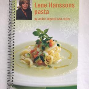 Lene Hansson pasta og andre vegetariske retter