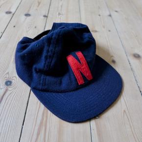 Norse Projects cap in good condition. Original price 500 DKK