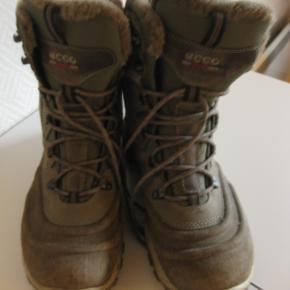 Lækre varme trave støvler. Jeg får dem ikke rigtigt brugt.