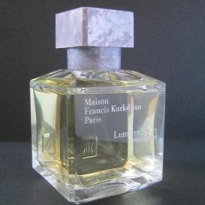 "Brand: Maison Francis Kurkdjian Varetype: Ny ""Lumière Noire homme"" EDT Parfume Størrelse: 70ml Oprindelig købspris: 1250 k"