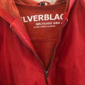 Silverblack jakke