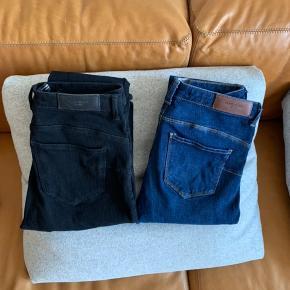 2 par fede VERO MODA icon push up jeans - aldrig brugt Nypris 459kr pr par Begge par for kun 250kr!