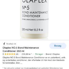 Olaplex til badeværelset