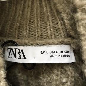Zara str L - svarer til en M.