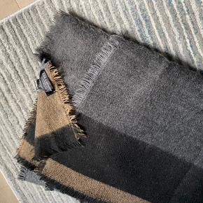 140x140cm stor varm blød tørklæde