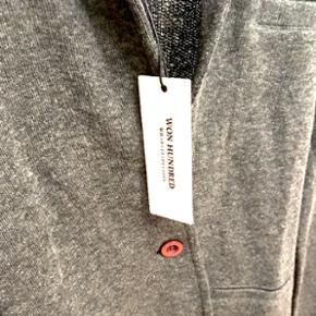 Aldrig brugt. Blazer / Jakke / cardigan fra Won Hundred.  Se også mine andre annoncer, med gode priser på blandt andet tøj fra designers remix, Won Hundred og mbyM.