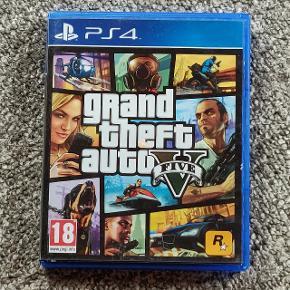 Grand Theft Auto sælges til PlayStation 4.