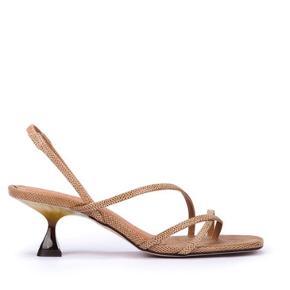 Skønne håndsyede sandaler fra spanske Pedro Miralles  De har den smukkeste hæl Nye i original æske
