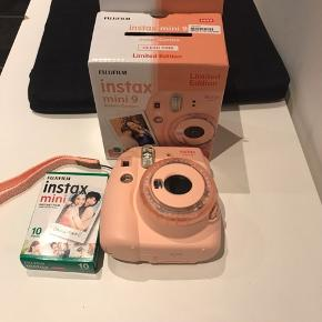Mini instant camera.